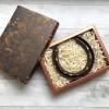 24carat Gold Horseshoe - Dairy Free Milk Chocolate