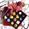 16 Handmade, Vegan Chocolates