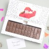 Personalised Chocolate Gift - 2 Rows