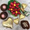 cocoapod chocolates personalised 40th ruby wedding anniversary chocolate hamper