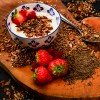 Sprinkle on Fruit & Yogurt for a nutritious Crunch