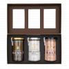 Raw Grandiose Himalayan Rock Salt, Honey & Coconut Oil Collection