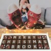 Personalised Christmas Chocolates for Grandma or Granny