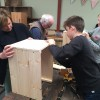 Making the boxes