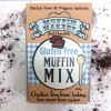 Gluten Free Christmas & Chocolate Muffin Mix - Twin Pack with Tulip Cases