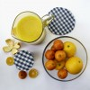 Gingham food covers