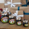 Group Shot Silver Marmite with gift wrap