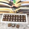 cocoapod personalised 80th birthday gift