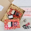 Valentines / Just for You Macaroons & Tea Gift Box
