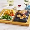 The Steak & Sides Hot Stone Cooking Set