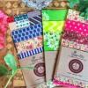 Reusable Beeswax Wraps Starter Pack