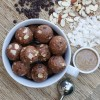 ORANGE MACA & CACAO NIB ENERGY BALLS (BOX OF 16)