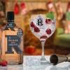 Rhubarb Gin in Star Inn