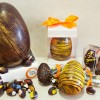 Collection of Vegan Easter Eggs