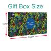 Rich Dark Chocolate Gift box 4x 80g bars