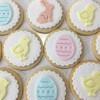 Easter Biscuits by Pink Aubergine