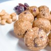 Raw salted caramel bliss balls mix