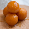 Sumptuous Syrup Gulab Jamuns - Indian Sweets