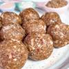 Raw Pecan Pie Bliss Balls Mix