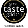 Great Taste Award Winner 2011