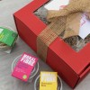 Big Red Healthy Gift Box (9 pots)