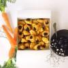 Mini Madeleines - Carrot, Cumin & Black Olive