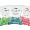 Salmon Skin Crisps - Mixed Flavour Case (12 Pack)