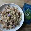 Tuna bean salad with Seaweed Boost