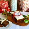 Simply Delicious Cake Co - Handmade Christmas Cake