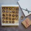 Personalised Gluten Free Advent Calendar