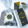 Champagne & Elderflower Marshmallows Gift Box with Tea