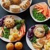 Mixed Box of Handmade Vegan Pies (9 pies)