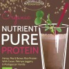 Nutrient Pure Organic Vegan Protein Powder Chocolate & Vanilla