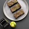 Lime & Sea Salt Brownie- Vegan & Gluten Free (14 Slices)