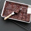 Pink Peppercorn, Pineapple & Chilli Brownie - Vegan & Gluten Free (14 Slices)