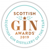 Rock Rose Gin award