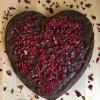 Valentine Heart Brownie