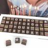 cocoapod chocolates oh no I forgot your birthday giftmilk/white hearts