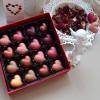 Valentine's Vegan Chocolates