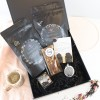 Valentines Rose Tea & Chocolate Box