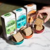 High in protein, Vitamin b12, healthy snacks made with cricket powder