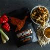Habanero Chilli & Lemongrass Duck Crackling