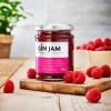 Natural Raspberry Gin Jam (340g)