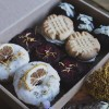 Vegan Afternoon Tea Gift Box With Donuts (Box of 4)