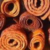 Orange, Persimmon, Plum & Peach Fruit Leathers - Fruit Rollups [CLONE]