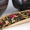 Sparkling Rhubarb Green Tea