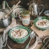 Chai Spiced Almond Butter Porridge