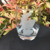 Scotland personalised whisky glass