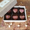 Mixed Box of Raw Chocolate Truffles
