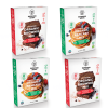 Organic Brownie and Pancake Superfood Mix | Two Of Each (Pack of 4)